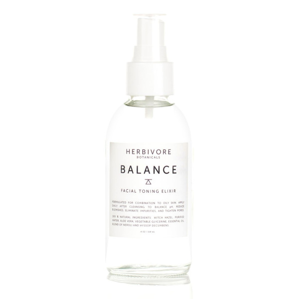 Herbivore Botanicals All Natural Hydrate Facial Toner