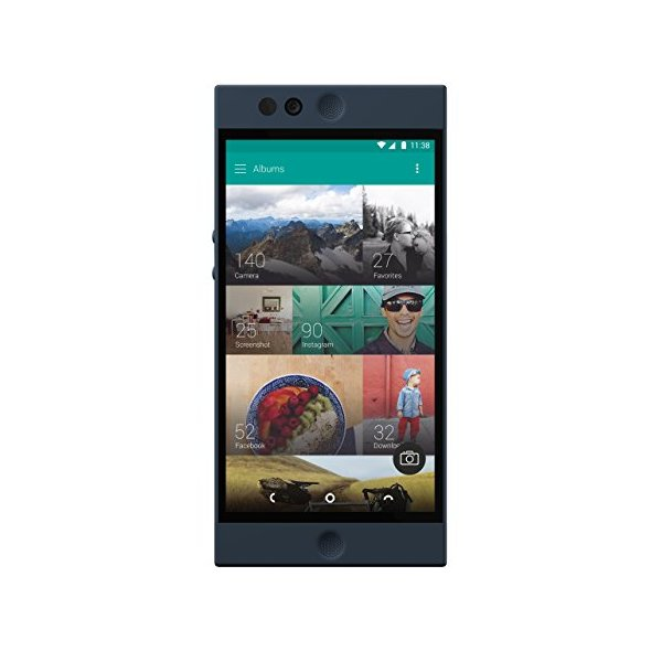 Nextbit Robin Factory Unlocked Phone - Midnight (U.S. Warranty)