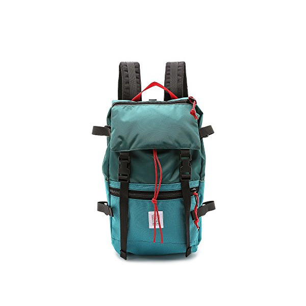 Topo Designs Men's Rover Pack, Turquoise, One Size