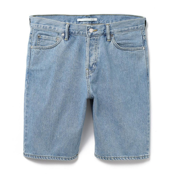 Norse Projects Men's Denim Shorts, Sunwashed, 34
