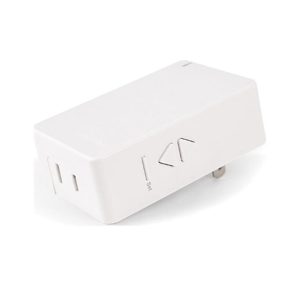 Insteon 2457D2 LampLinc INSTEON Plug-In Lamp Dimmer Module Dual-Band, 2-Pin