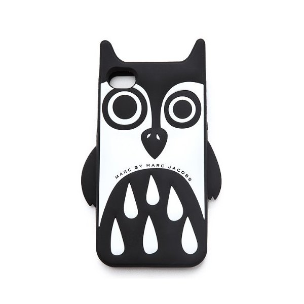 Marc By Marc Jacobs Javier the Owl Silicon iPhone 4 & 4S Case Cover