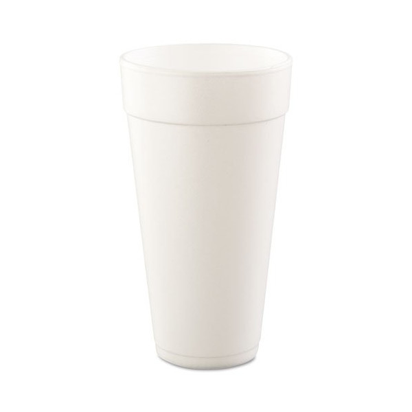 Tall Foam Drink Cup 24 Oz -- 500 Per Case.