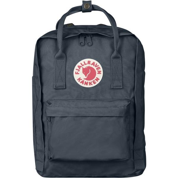 Fjallraven Kanken Laptop Backpack, Graphite, 13-Inch