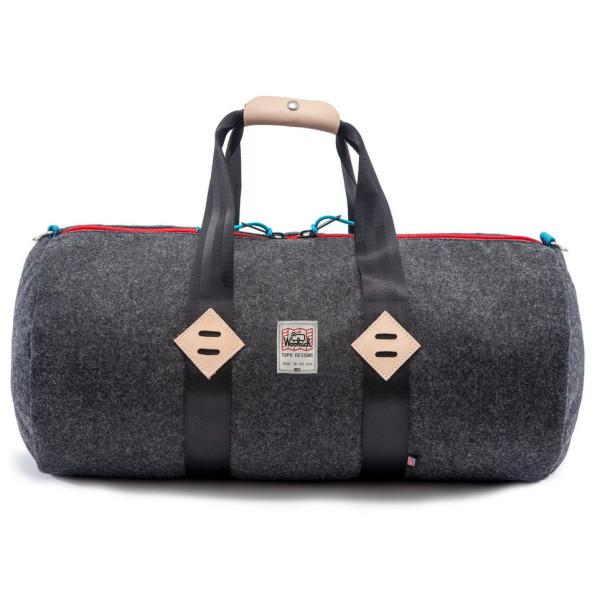 Woolrich TOPO Designs Duffle, Grey