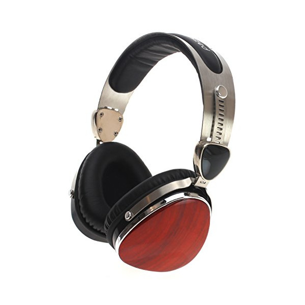 Symphonized Wraith Premium Genuine Wood Headphones