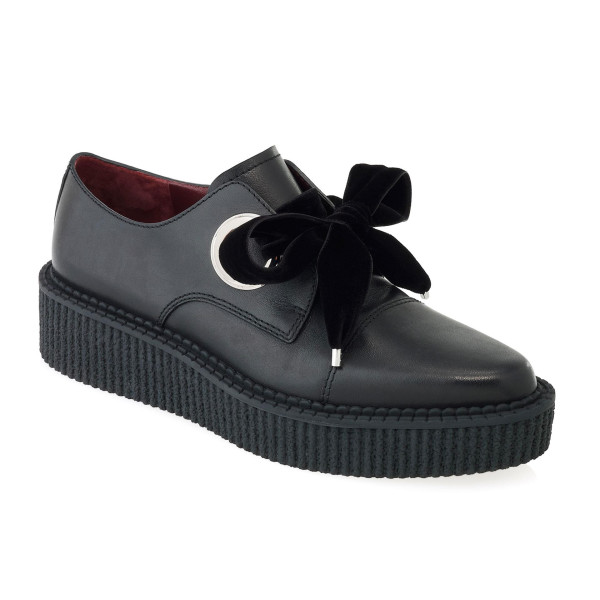 Marc by Marc Jacobs Kent Creeper Lace Up Oxford, Black