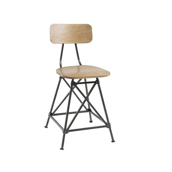 INKIVY Cooper Counter Stool Natural See below