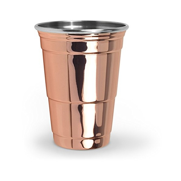 Fred & Friends The Copper Party Cup, Copper