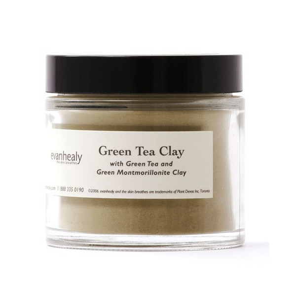 Evanhealy - Green Tea Clay - 2.4 oz