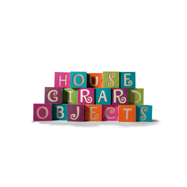 Girard Alphabet Blocks
