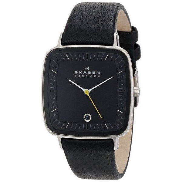 Skagen White Label Analog Quartz Watch