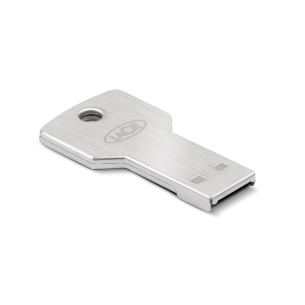 LaCie PetiteKey 32GB USB Flash Drive
