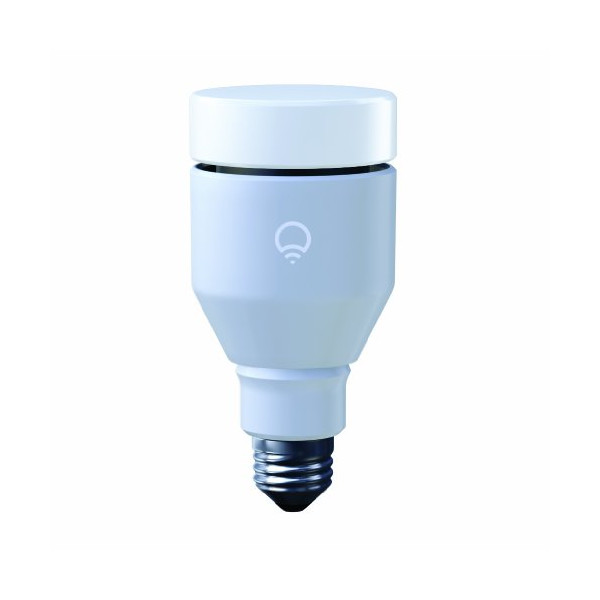LIFX Edison Screw Light Bulb, Pearl White