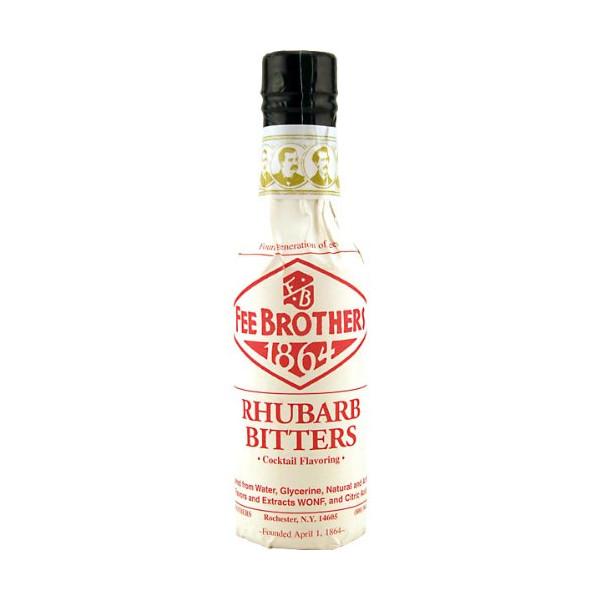 Fee Brothers Rhubarb Bitters 5oz