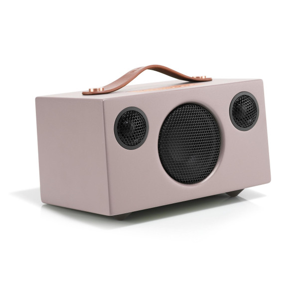 Audio Pro Addon T3 Portable Bluetooth Speaker, Pink