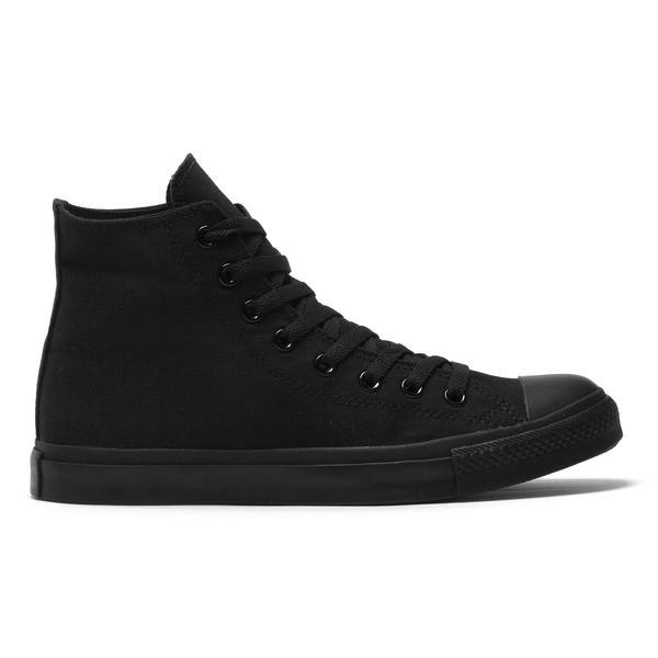 Converse Chuck Taylor All Star Shoes, Hi Black Monochrome