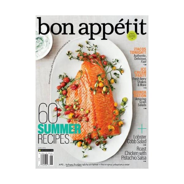 Bon Appetit, 1 Year Auto-Renewal