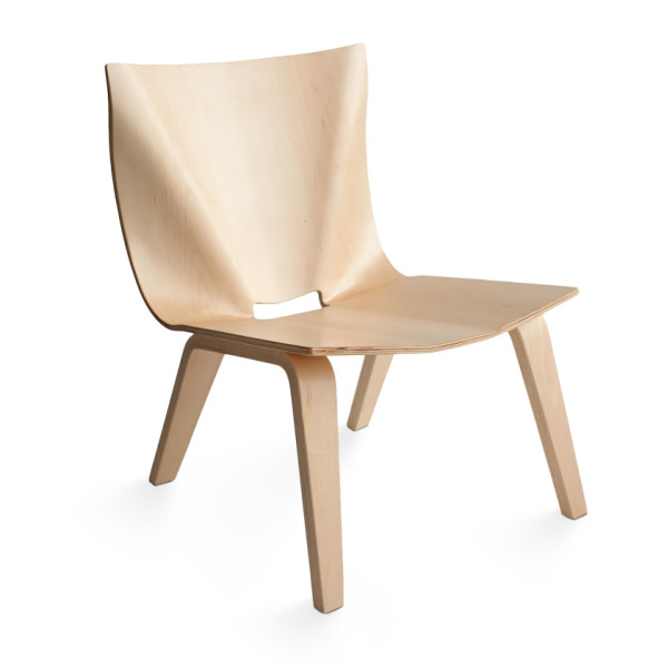 Osidea V Easy Chair, Oak