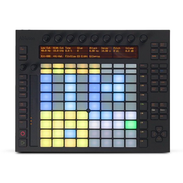 Ableton Push Controller for Live 9