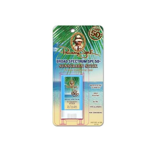 Panama Jack Sunscreen Stick SPF 50 0.47 oz (13.3 g)