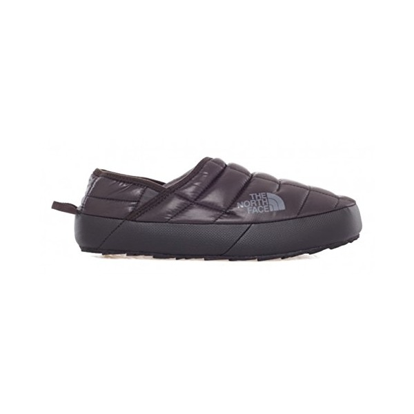 New The North Face Men's Thermoball Traction Mule II Slipper Black/Grey 11