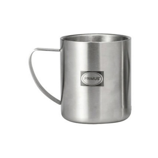 Primus 4 Season Mug (Silver, 10-Ounce)