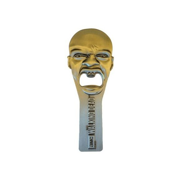 Walking Dead Zombie Walker Head Bottle Opener
