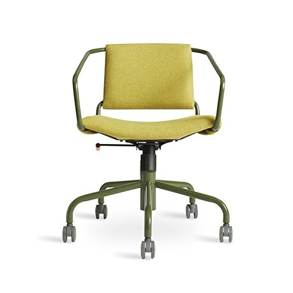 Blu Dot Daily Task Chair, Gingrich Green