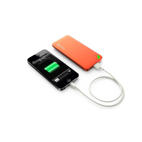 Jackery Air 5000mAh Ultra Thin External Battery Power Bank Backup Charger