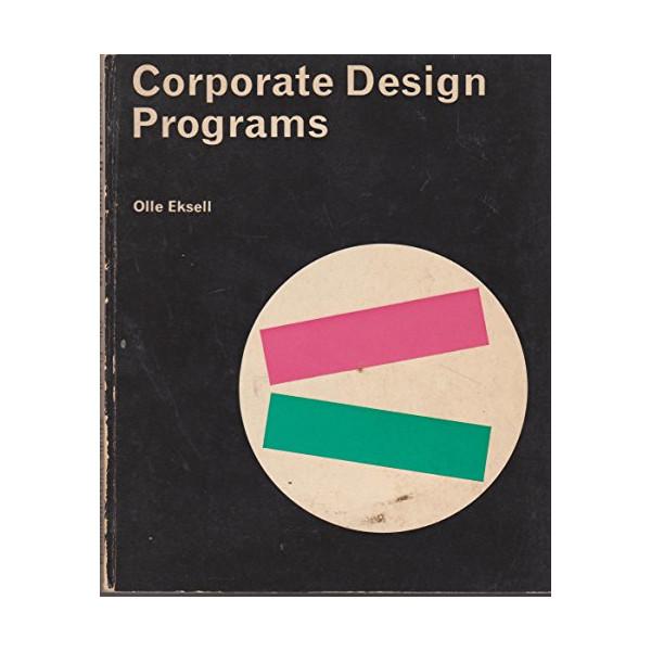 Corporate Design Programs.