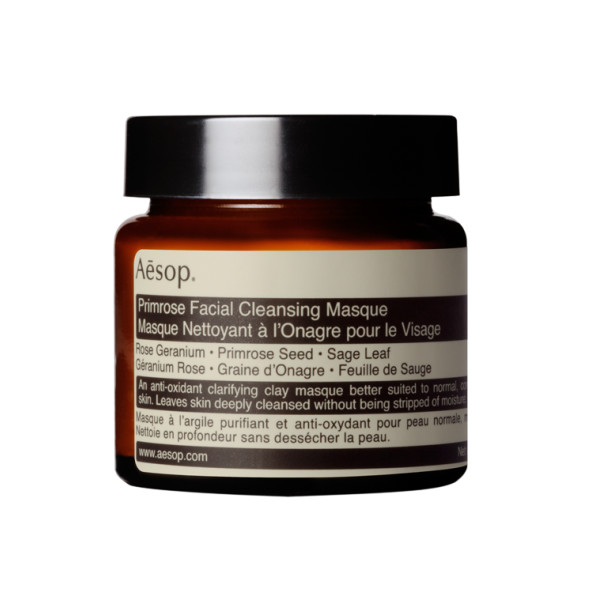 Aesop Primrose Facial Cleansing Masque, 60ml/2.47oz
