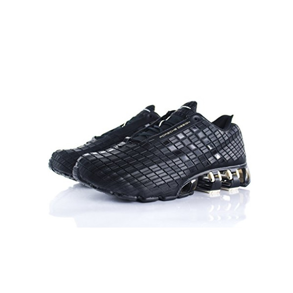 Adidas Porsche Design Run Bounce:S3 Running Shoe - Black - Mens - 9.5