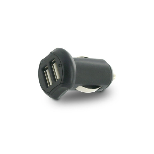 iGo MicroJuice 2.1A Dual USB Car Charger for Smartphones and MP3 Players