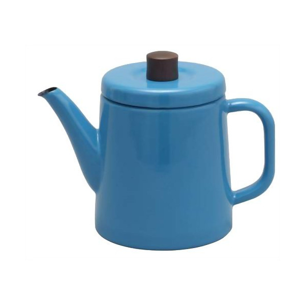 Noda Horo Enamel Pottle, Blue