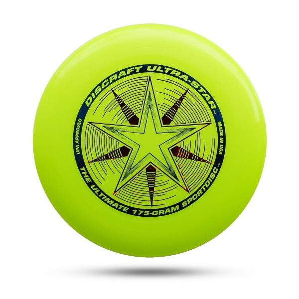 Discraft 175g Ultra Star Sport Disc