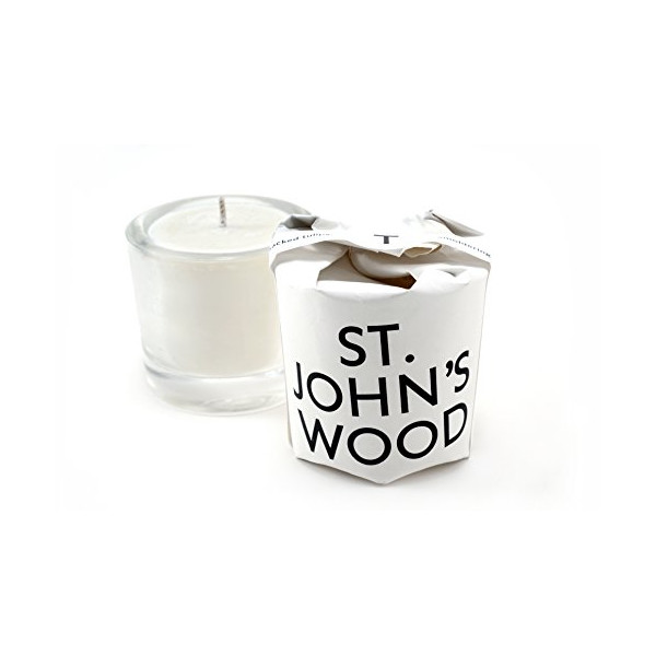 Tatine - St. John's Wood Scented Candle (Non-GMO Soy + Vegetable Wax Blend)
