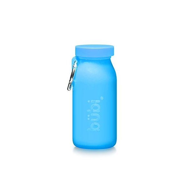 bübi bottle (Silicone Multi-Use Bottle) (Blue)