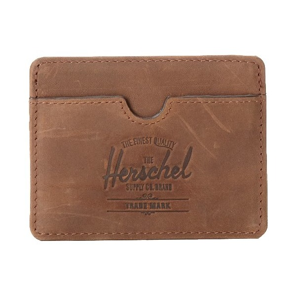 Herschel Supply Co. Charlie Wallet, Nubuck Leather