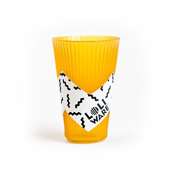 Loliware Edible Cups (Yuzu Citrus)