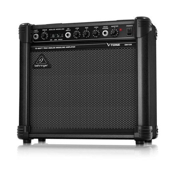 Behringer GM108 V-Tone True Analog Modeling 15W Guitar Amplifier