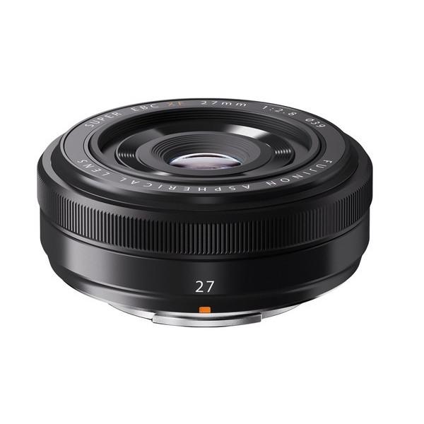 Fujifilm XF 27mm F2.8 Compact Prime Lens