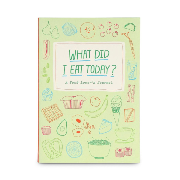What Did I Eat Today? A Food Lover's Journal