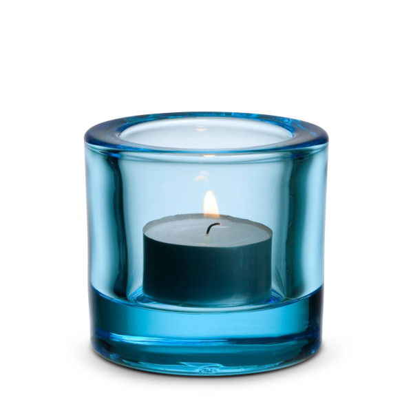 iittala Kivi Votive Candle Holders, Sky