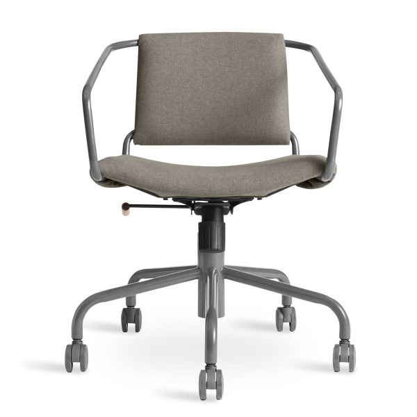 Blu Dot Daily Task Chair, Gingrich Charcoal