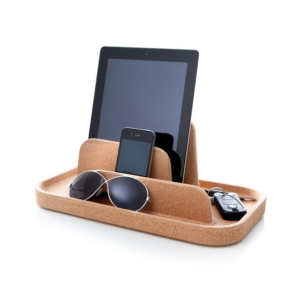 Royal VKB Table Island Personal Valuables Organizer, Cork