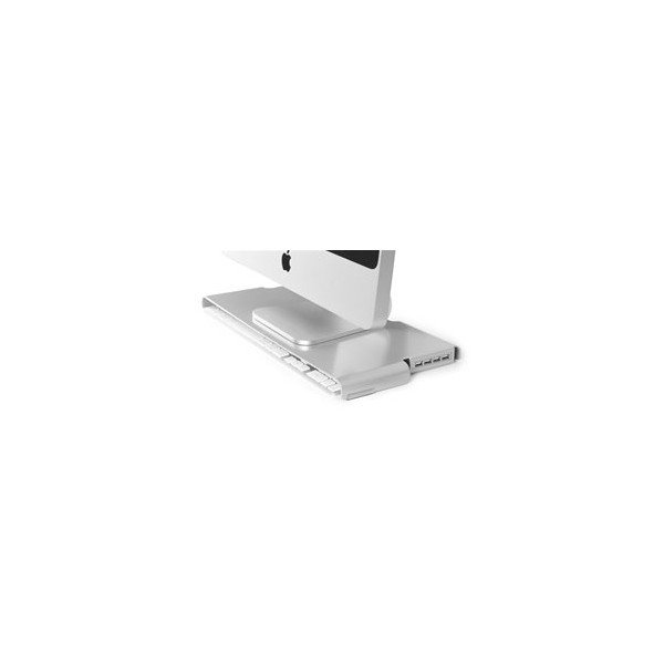 SlimKey V2 Stand with USB3.0 hub for iMac