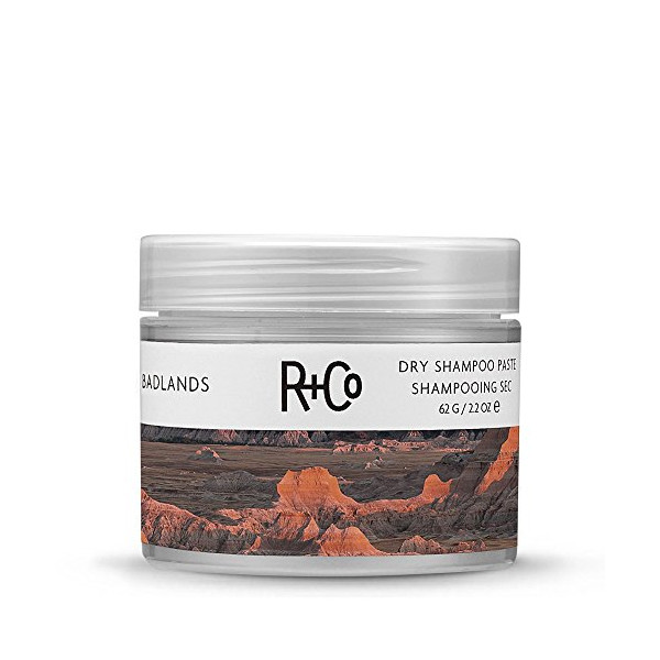 R+Co Badlands Dry Shampoo Paste, 2.2 oz