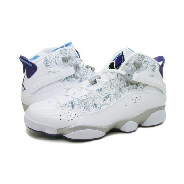 """Jordan 6 Rings """"Utah"""" Style# 322992-153 (15)"""