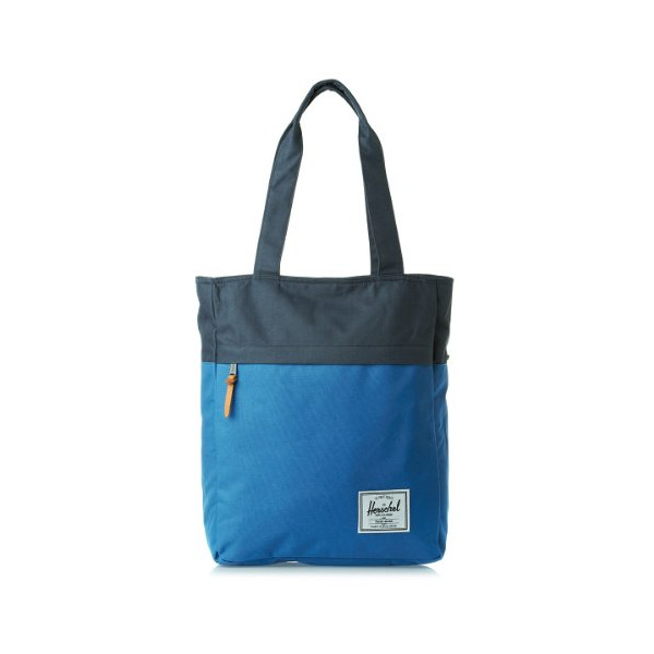 Herschel Supply Harvest Tote Bag - Navy/Cobalt